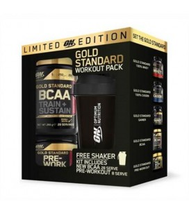 Optimum Gold Standard Wrokout Pack