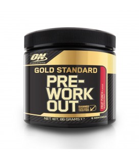Optimum Gold Standard Pre-Workout 8serv 88g