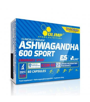 Olimp Ashwagandha 600 Sport 60 kap TDP Edition