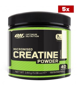 Optimum Creatine Micronised 720g (5x 144g)
