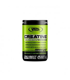 Real Pharm Creatine Monohydrate 300kaps