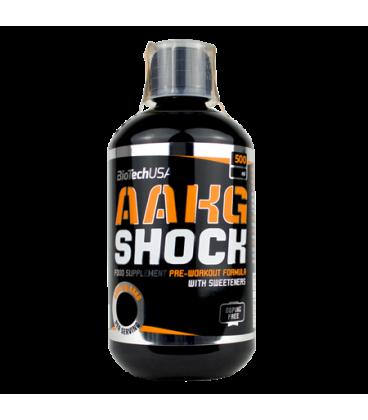 BioTech AAKG Shock Extreme 500ml