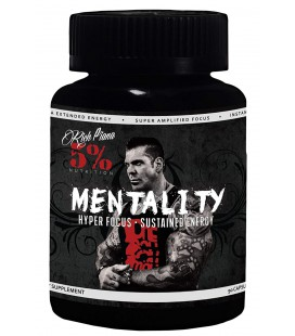Rich Piana Mentality 90caps