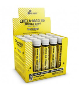 Olimp Chela Mag B6 skurcz Shot 25ml TDP Edition