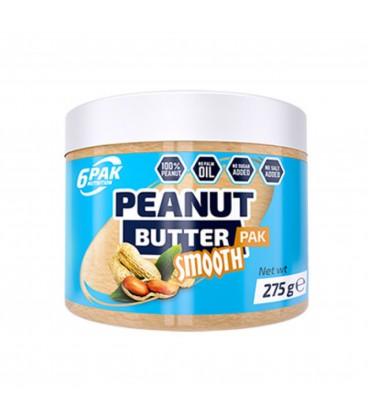 6PAK Peanut Butter PAK 275g Smooth