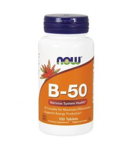 NOW B-50 100tabs