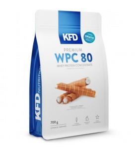 KFD Premium XXL WPC 80 - 900 g (700g + 200g)