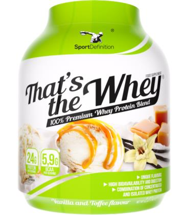 Sport Definition That's the Whey 2,27kg