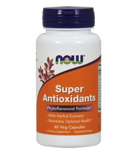 NOW FOODS SUPER ANTIOXIDANTS 60 VCAPS