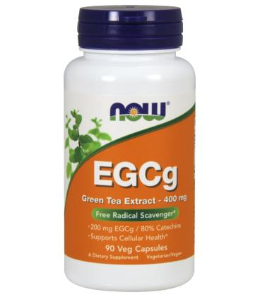 NOW FOODS EGCG 400MG 50% 90 VCAPS