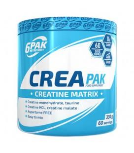 6PAK CREA PAK 330g