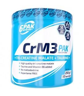 6PAK CrM3 PAK 250g