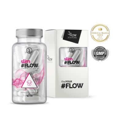 3flow Solutions Slim Flow 60 kapsułek