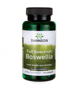 Swanson Full Spectrum Boswelia 800mg Double Strenght 60kaps