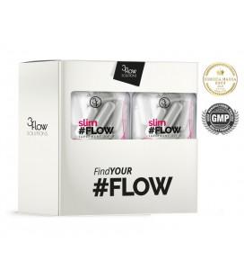 3flow Solutions Slim Flow 60 kapsułek x2 Opakowania