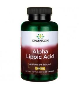 Swanson Alpha Lipoic Acid 300mg 120 caps