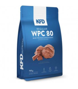 KFD REGULAR WPC 80 750g