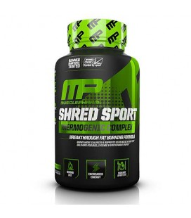 Musclepharm Shred Sport 60kaps.
