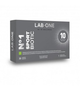 Lab One SportBiotic 30kapsułek