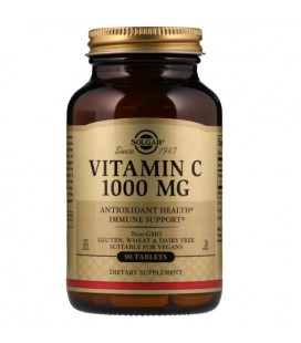 Solgar Vitamin C 1000mg 90 tab