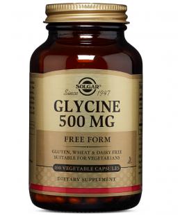 Solgar Glicyna Glycine 500mg 100VCaps