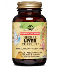 Solgar Herbal Liver Complex 50VCaps