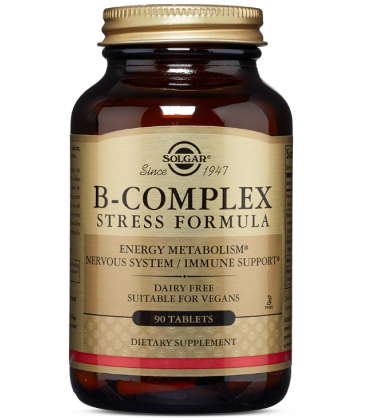 Solgar B-Complex Stress Formula 90 tabletek