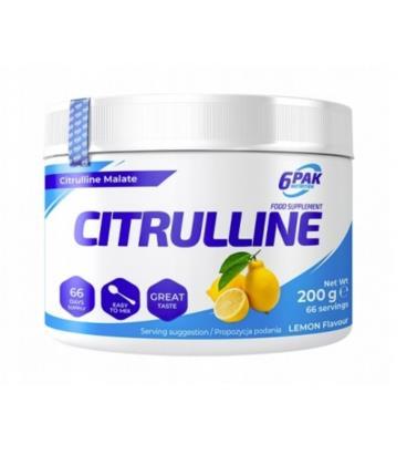 6PAK Cytrulina Citrulline 200g