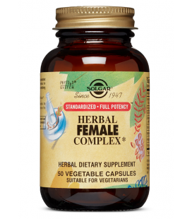 Solgar Herbal Female Complex 50 vcaps
