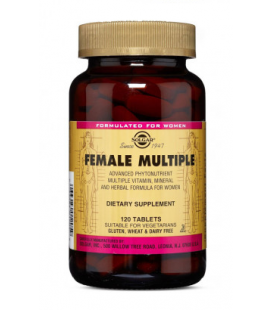 Solgar Female Multiple 120 tab