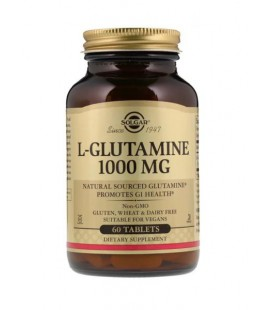 Solgar L-Glutamina 1000mg 60 Tabletek