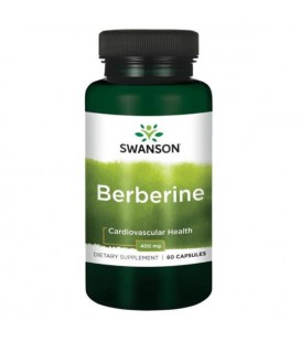 Swanson Berberine 400mg 60caps