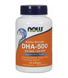 NOW FOODS DHA-500 / EPA 250 90 softgels
