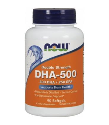 NOW FOODS DHA-500 / EPA 250 90 softgels