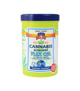 PALACIO Cannabis Flex Gel Chłodzący 380ml