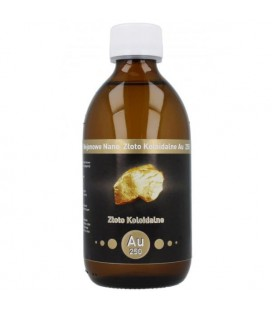 VitaColloids Złoto Koloidalne AU 25ppm 300ml
