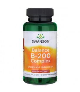 Swanson Balance B-200 100vcaps