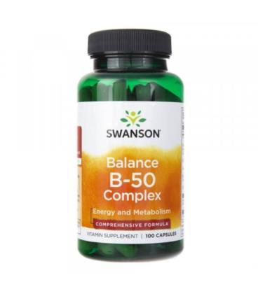 Swanson Balance B-50 Complex 100 kaps