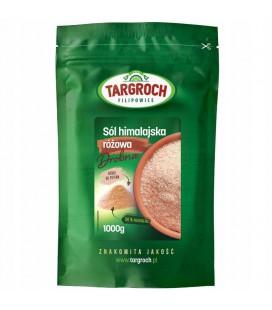 Targroch Sól himalajska różowa - drobna (1 kg)