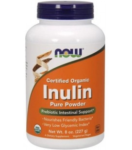 NOW FOODS INULIN POWDER 227g