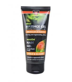 PALACIO Massage Gel z Jadem Węża Relaks Regenracja 200ml Tubka