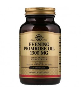 Solgar Evening Promise Oil Olej z Wiesiołka 1300mg 30 Softgels