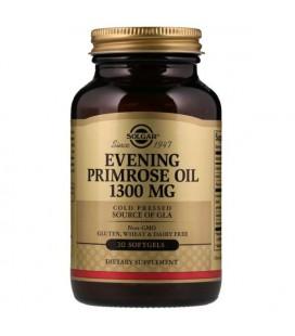 Solgar Evening Promise Oil Olej z Wiesiołka 1300mg 30 Softgels