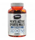 NOW FOODS MEN'S EXTREME SPORTS MULTI 180 SGELS
