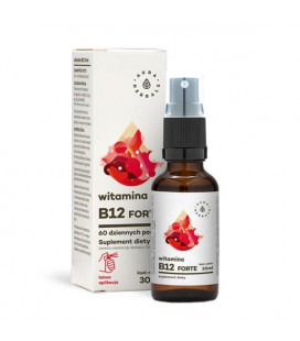 Aura Herbals Witamina B12 Forte 30ml Aerozol