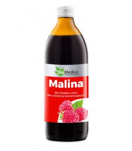 EkaMedica Sok z Malin 500ml
