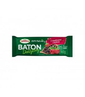 Targroch Baton Daktylowy z Malinami i Kakao 40g