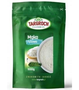 Targroch Mąka Ryżowa 1kg