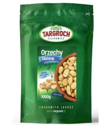 Targroch Orzechy Ziemne Prażone 1kg