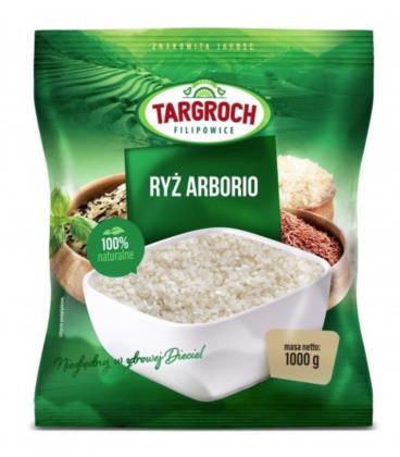 Targroch Ryż Arborio 1kg